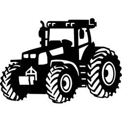 Tractor 300 600 001