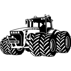 Tractor 300 600 180