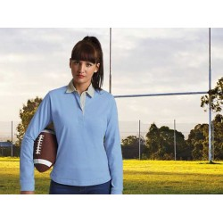 Polo Rugby Mujer AVANT